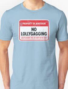 Whiterun Municipal Ordinance Unisex T-Shirt