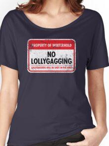 Winterhold Municipal Ordinance Women's Relaxed Fit T-Shirt