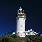 Cape Byron Lighthouse by Jason Paterson