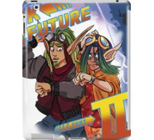 Jak to the Future iPad Case/Skin
