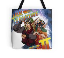 Jak to the Future Tote Bag
