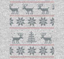 nordic Xmas pattern Kids Tee