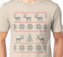 nordic Xmas pattern Unisex T-Shirt