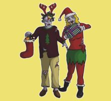 Xmas Zombies Kids Clothes