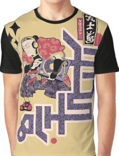 TURNTABLE SAMURAI Graphic T-Shirt