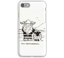 Rolf Sheepfondlersson iPhone Case/Skin