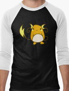 The Derpiest Raichu Men's Baseball ¾ T-Shirt