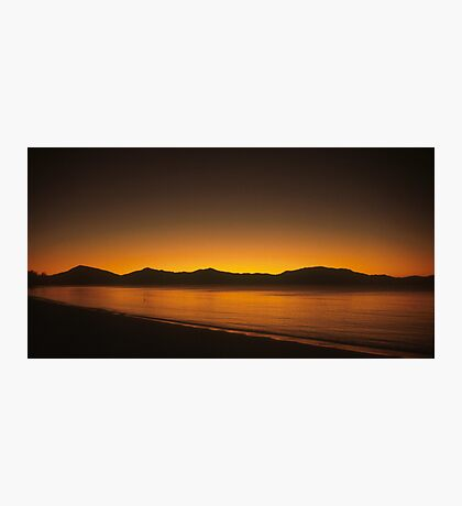 Dunk Island Dusk Photographic Print