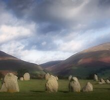 Castlerigg Stone Circle by ardudley