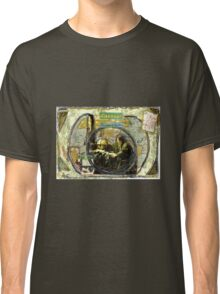 Discover(by land or by sea..) Classic T-Shirt