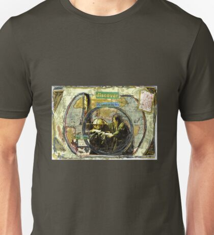 Discover(by land or by sea..) T-Shirt