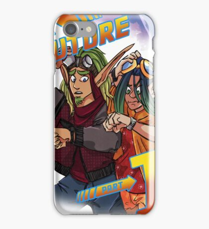 Jak to the Future iPhone Case/Skin