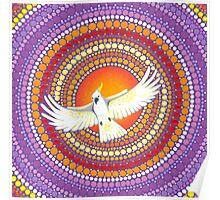 Soul Expanding Cockatoo Magic Poster