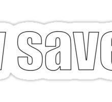 Vim :w saves Sticker