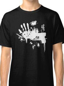 Bloody Guns! (white) Classic T-Shirt