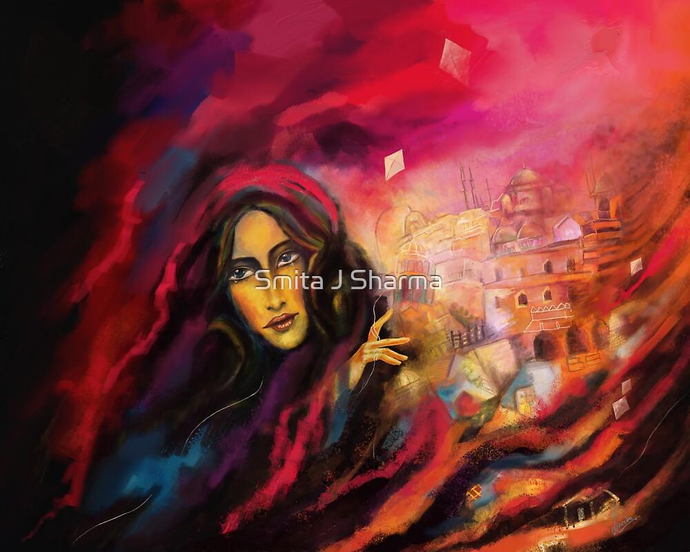 Kite's Spirit  by artsmitten