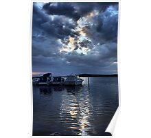 Swansea Sunset - NSW Australia Poster