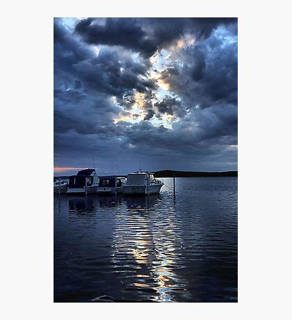 Swansea Sunset - NSW Australia Photographic Print