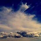 Retro Clouds by Debbie McGowan CAMMAYC Photography