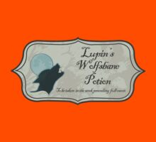 Lupin's Wolfsbane Potion by redrockit