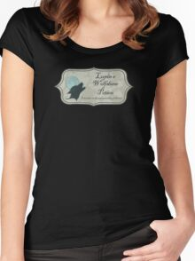 Lupin's Wolfsbane Potion Women's Fitted Scoop T-Shirt