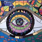 Mosaic Eye by Ann Morgan