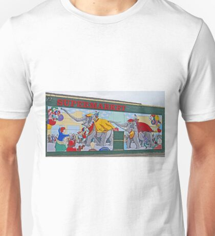 Circus Supermarket Unisex T-Shirt