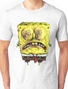 Close up Spongebob Unisex T-Shirt