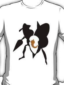 weedle evolution chart T-Shirt