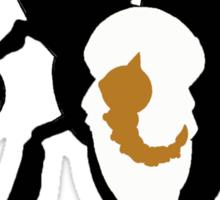 weedle evolution chart Sticker