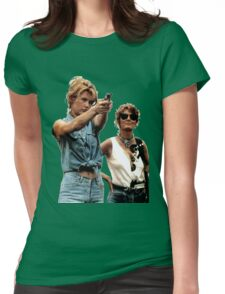 Thelma & Louise Womens Fitted T-Shirt