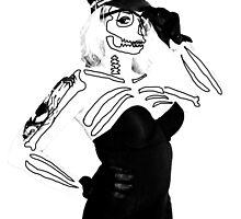 Capitan Bones by alygoo
