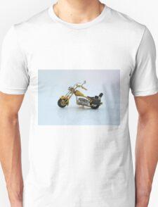 A toy vintage motorbike  Unisex T-Shirt