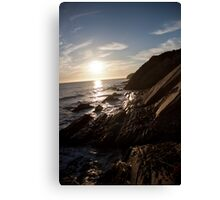 Gaviota Beach  Canvas Print