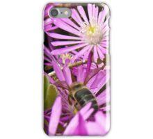 Pink worker  iPhone Case/Skin