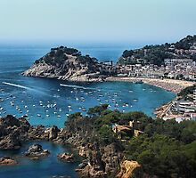 Lloret de Mar, Costa Brava, Spain by Sue Martin