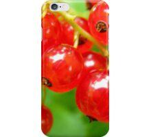 Redcurrant jewellery  iPhone Case/Skin