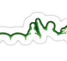 MST3K Silhouette Sticker