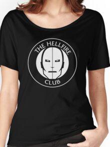 Hellfire Club Women's Relaxed Fit T-Shirt