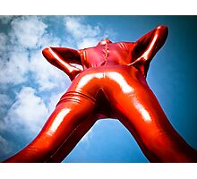 Candy Apple Red 02 Photographic Print