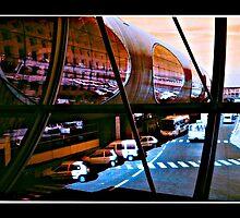 PARIS AIRPORT, TUBEWAY by REKHA Iyern [Fe] Records Canada