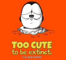 Too Cute To Be Extinct v.1 by afatpenguinshop