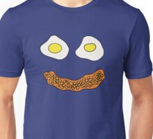 Eggs and Beans face Unisex T-Shirt