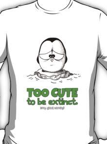 Too Cute To Be Extinct v.2 T-Shirt