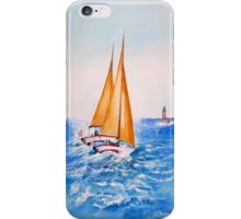 Duel at Sea - IPhone Case iPhone Case/Skin