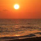 Sunset in paradise by Meladana