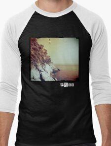Free - T-shirt Men's Baseball ¾ T-Shirt