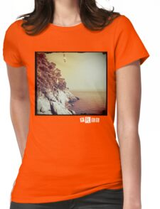 Free - T-shirt Womens Fitted T-Shirt