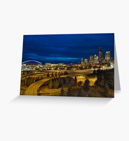 Bridge Light Greeting Card