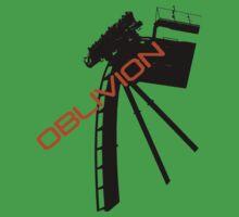 Oblivion - Alton towers Kids Clothes